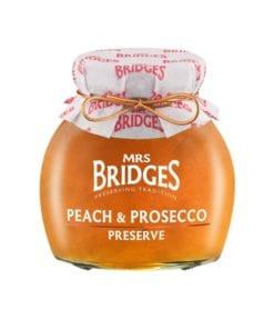 Mrs Bridges Peach