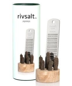 Rivsalt Pepper Set