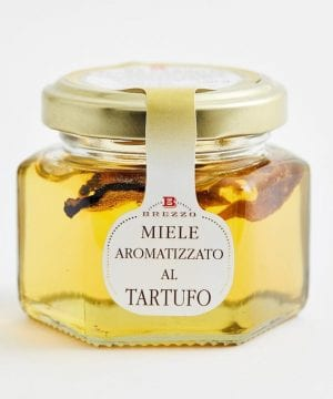 Brezzo Truffle Honey Websquare