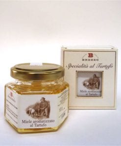 Brezzo Truffle Honey Web