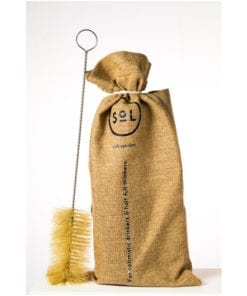 Sol Hemp Bottle Bag