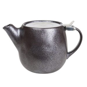 Black Earth Teapot