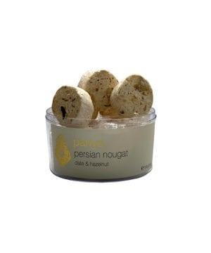 Date Hazelnut Nougat
