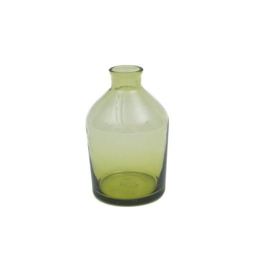 Fleur Vase Amber