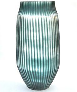 Bison Bt Vase Lge Petrol