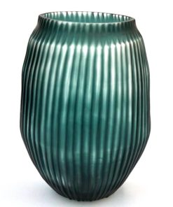 Bison Bt Vase Medium Petrol
