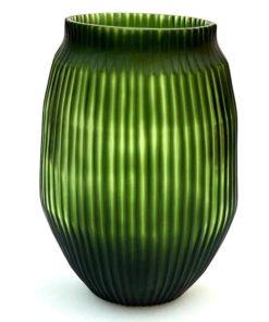 Bison Bt Vase Medium Leaf