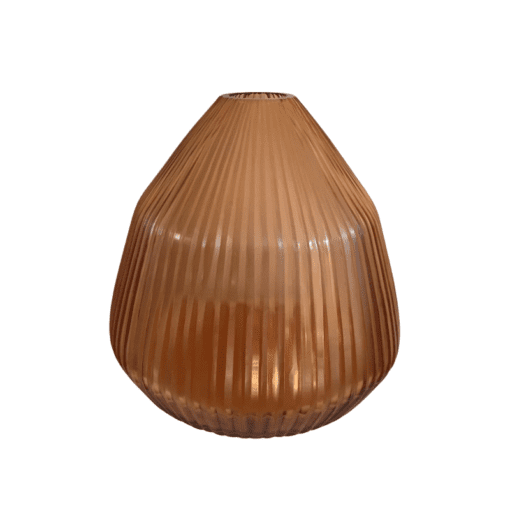 Bh Conical Vase Small Copper 2