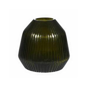 Bh Conical Vase Mini Olive Copy